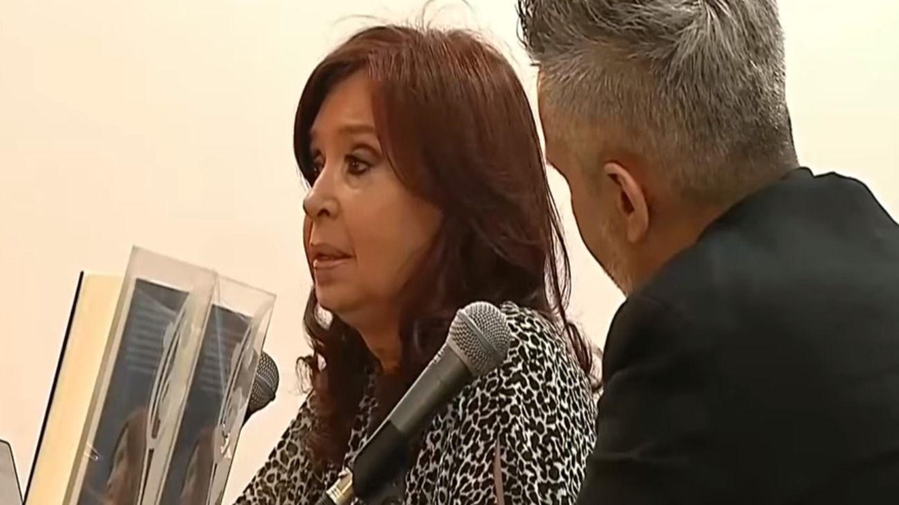 Cristina en Cuba, presentando Sinceramente.