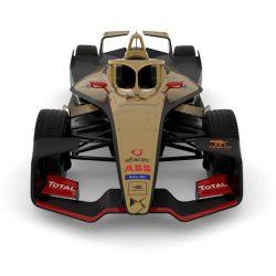 El diseño del Gen2 EVO del equipo DS Techeetah fue supervisado por el Studio Design de DS Automobiles.