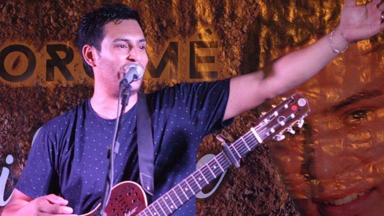 Fabián Orome, el músico asesinado por motochorros, era oriundo de Salta.