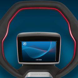 Cómo serán los volantes del futuro