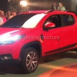 Nueva Fiat Strada.