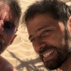 Luis Novaresio y Braulio Bauab