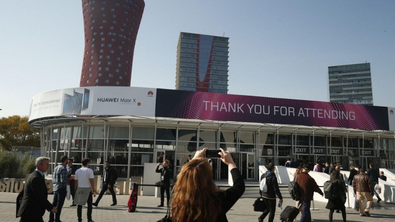 Paranoia por el coronavirus: peligra el Congreso Mundial del Móvil en Barcelona