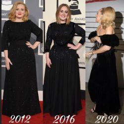 La transformación de Adele