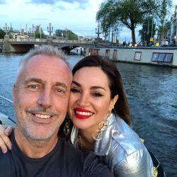 Belén Francese anunció la fecha de su casamiento con Fabián Lencinas