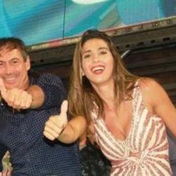 Luis Naidenoff rompió el silencio tras su foto con Cinthia Fernández