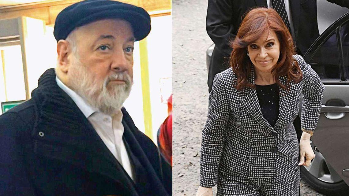 Claudio Bonadio y Cristina Kirchner | Foto:cedoc