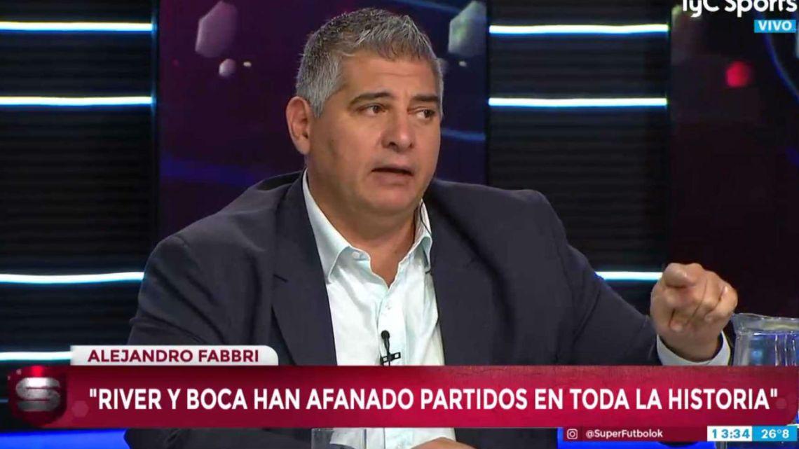 """Tenso cruce entre Farinella y Souto: """"Estás nocaut, no te levantás más"""""""