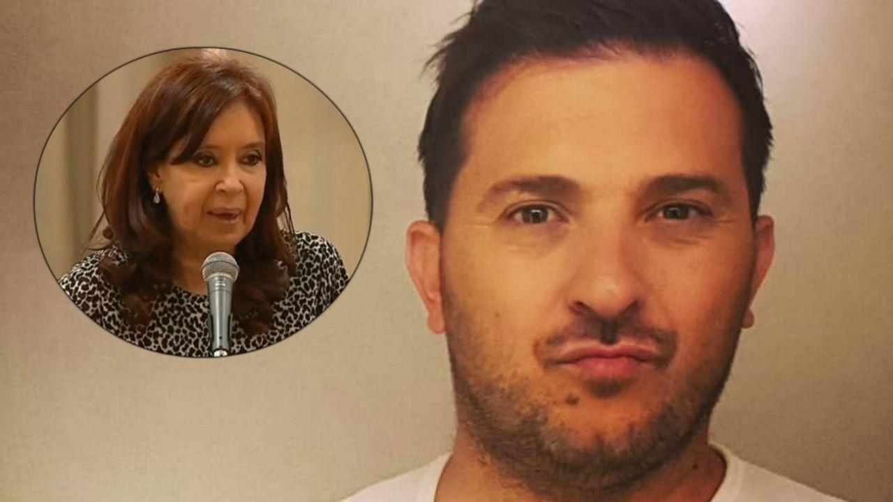 Con un relato particular, Brancatelli convirtió a Cristina en Maradona
