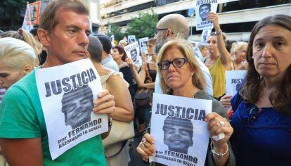 Justicia por Fernando Báez Sosa