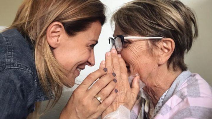 El emotivo mensaje de Eugenia Tobal tras la muerte de Ofelia, su mamá
