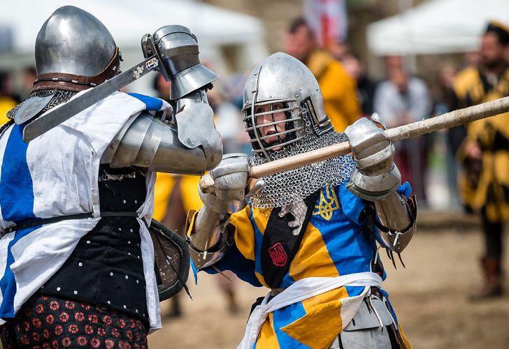 Guerreros Medievales 02122020