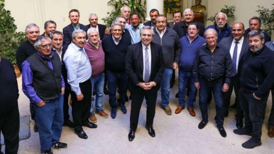 Alberto Fernández se reunirá con la CGT antes de iniciar paritarias.