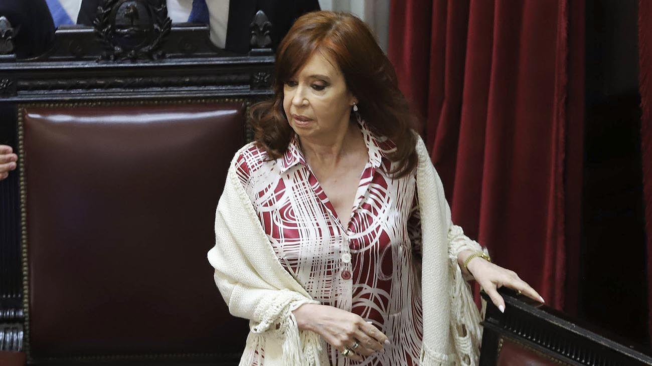 Crsitina Fernández de Kirchner