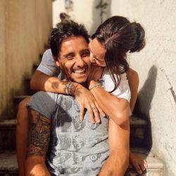 El amoroso mensaje de Manu Viale a su novio por San Valentín