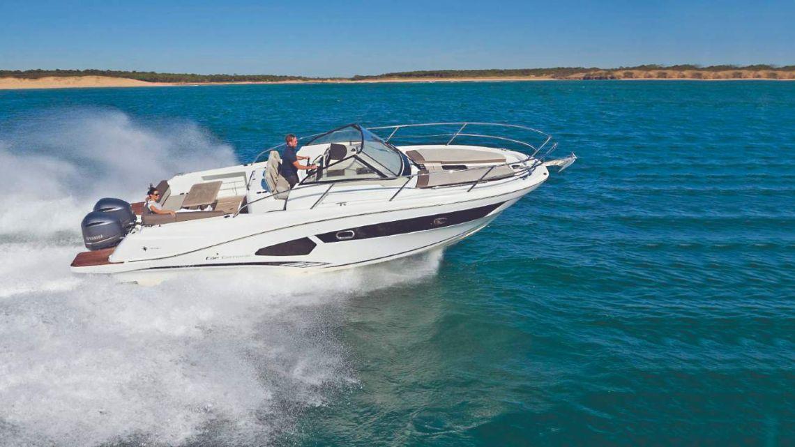 Cap Camarat 10.5 WA, una embarcación para múltiples usos
