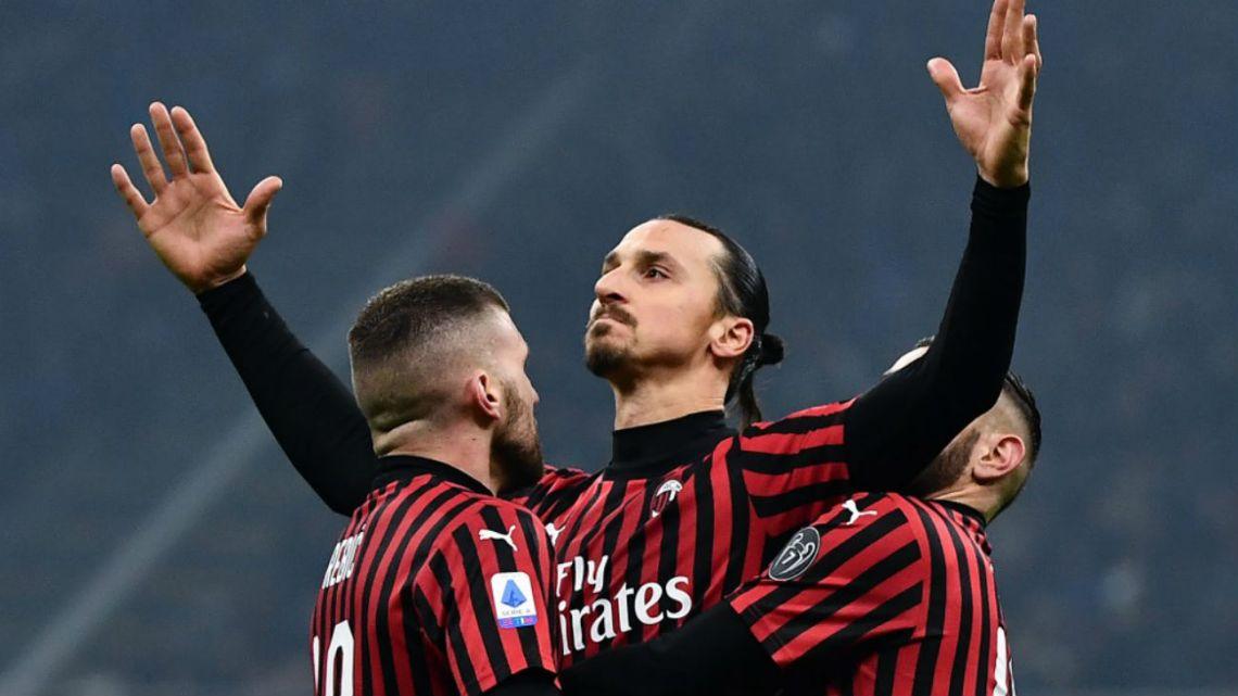 442 | Zlatan Ibrahimovic ninguneó a Cristiano Ronaldo en la previa de Milan-Juventus