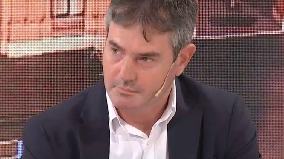 El fiscal general de Dolores, Diego Escoda