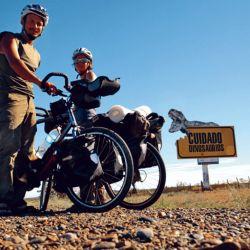 Una pequeña pausa en el largo camino hacia Junín de los Andes.