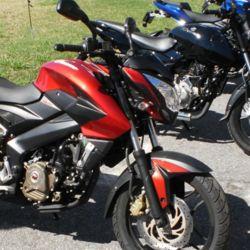 En enero se transfirieron 29.623 motovehículos en la Argentina. Bajaj Rouser 200 fue el modelo usado más vendido.