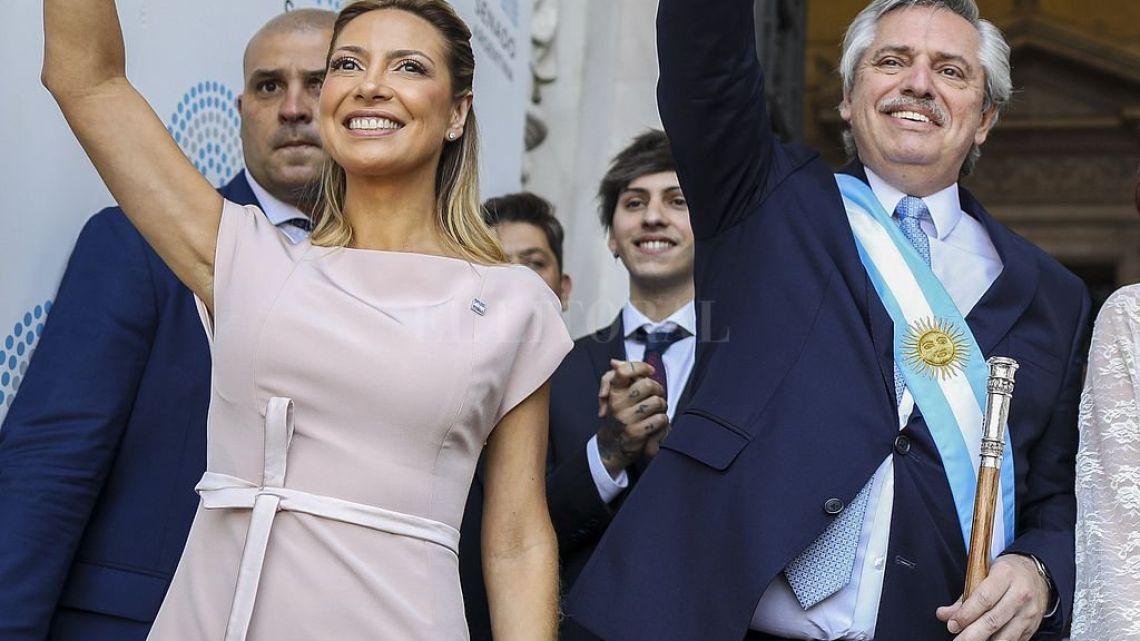 Conocé la sorpresa de Fabiola Yáñéz a Alberto Fernández en el día de los enamorados