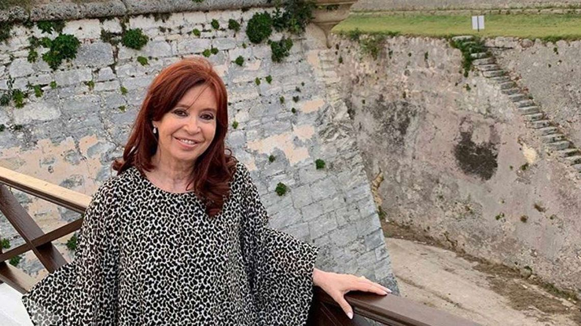 Cristina Kirchner en Cuba | Foto:Instagram