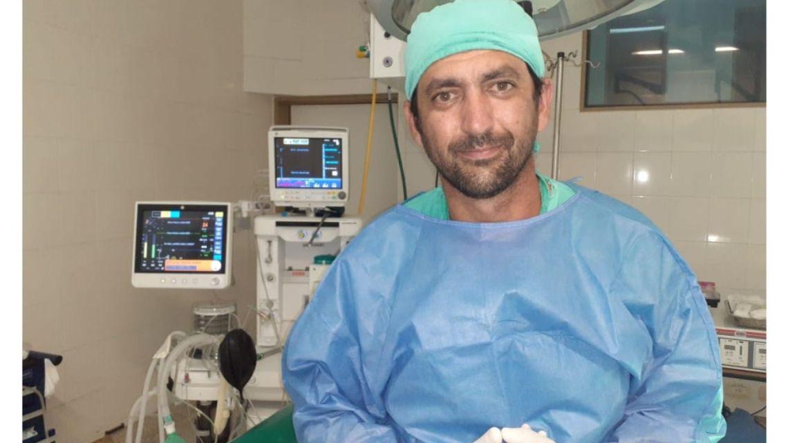 Dr. Ramiro López Bustos   Foto:Dr. Ramiro López Bustos
