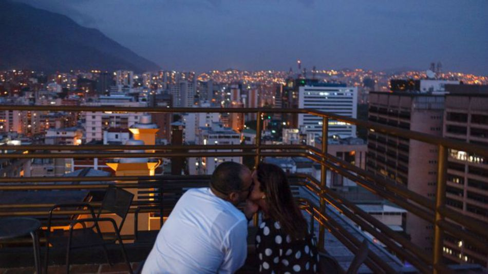 enamorados en venezuela