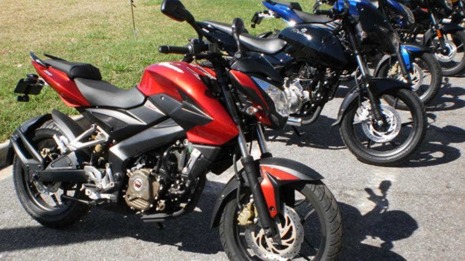 Top 20: las motos usadas más vendidas en enero