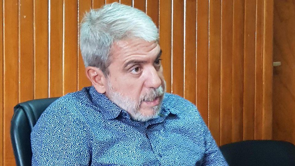 Entrevista exclusiva a Aníbal Fernández