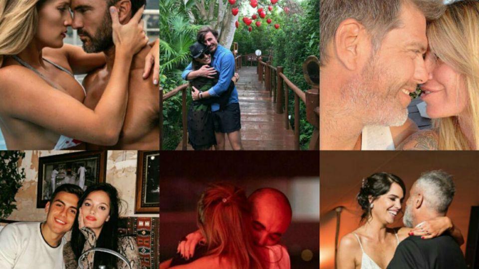 Los mensajes más tiernos de los famosos por el Día de los Enamorados