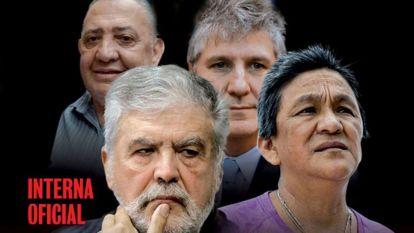 Interna oficial: Todo preso es político