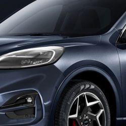 Ford Ecosport ST