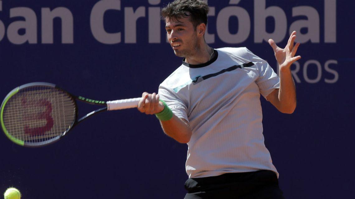 Lóndero no pudo con Ruud y no habrá finalista argentino en Buenos Aires