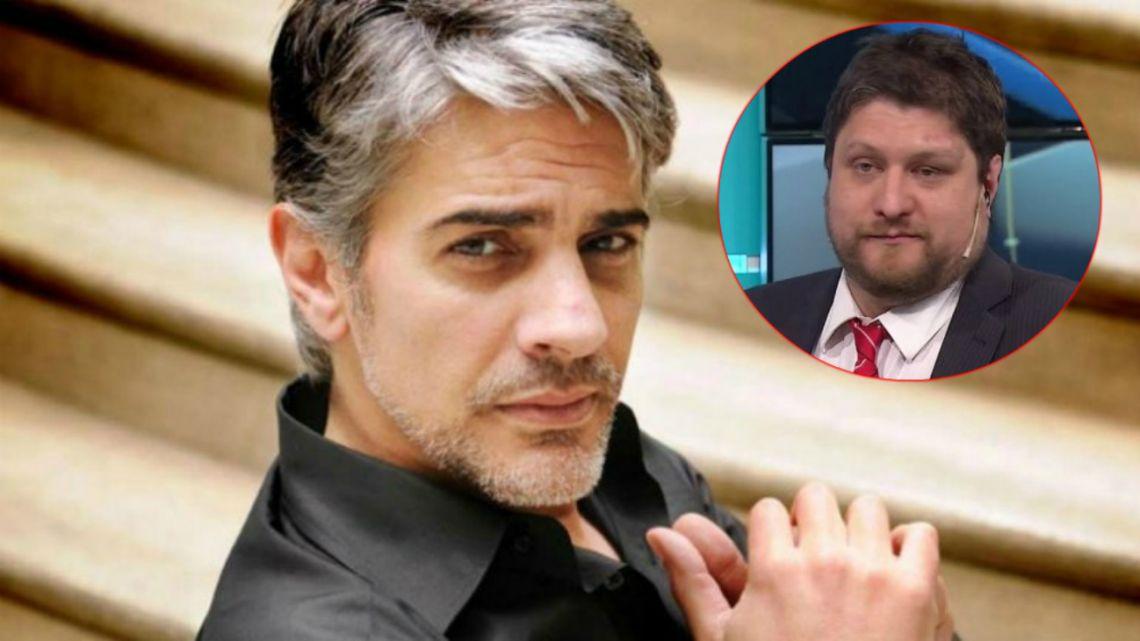 """La furia de Pablo Echarri contra TN: """"Basura neoliberal"""""""