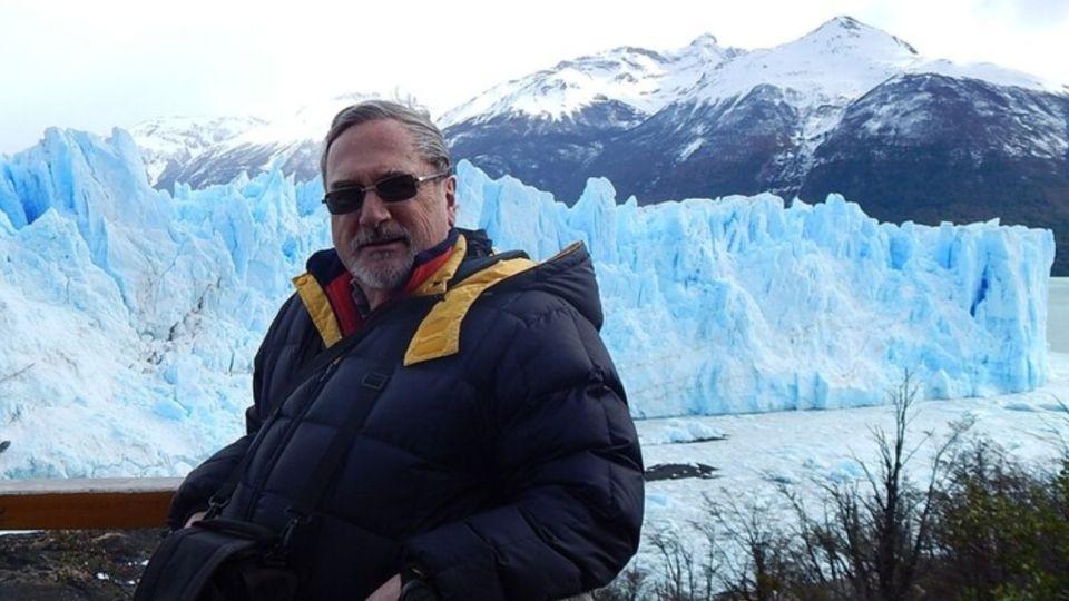 El investigador del CADIC y el CONICET, Jorge Rabassa.