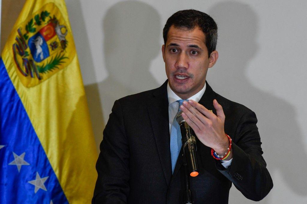 "Guaidó espera que Argentina reciba a Maduro ""como recibieron a Evo Morales"""
