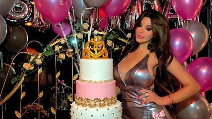 FOTOS | Charlotte Caniggia festejó su cumpleaños ¿lejos de Alexander?