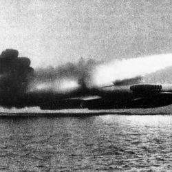 El Lun llevaba a bordo seis misiles crucero Moskit.