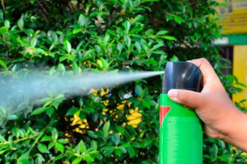 "ANMAT advirtió de un ""retiro preventivo"" de insecticidas de Fuyi y Raid"