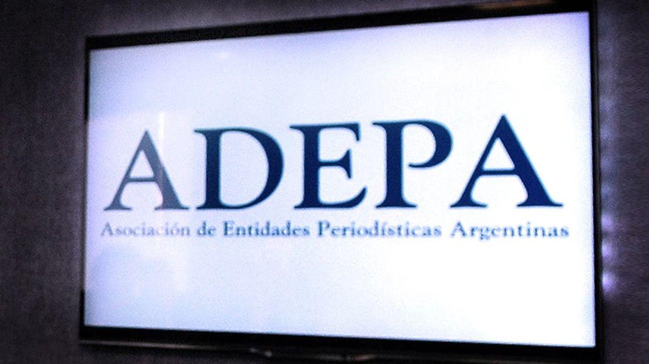 La Asociación de Entidades Periodísticas Argentinas (ADEPA).