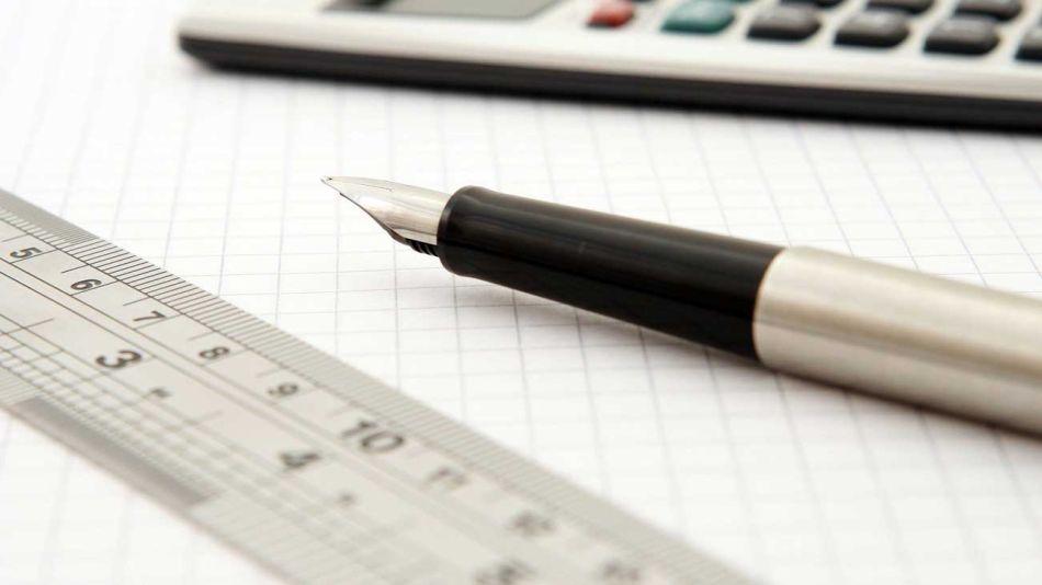 ingenieria calculadora regla cuentas profesional trabajo