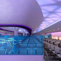 El diseño del Maveric da para pensar sobre los pasajeros y en cómo será su experiencia de vuelo.