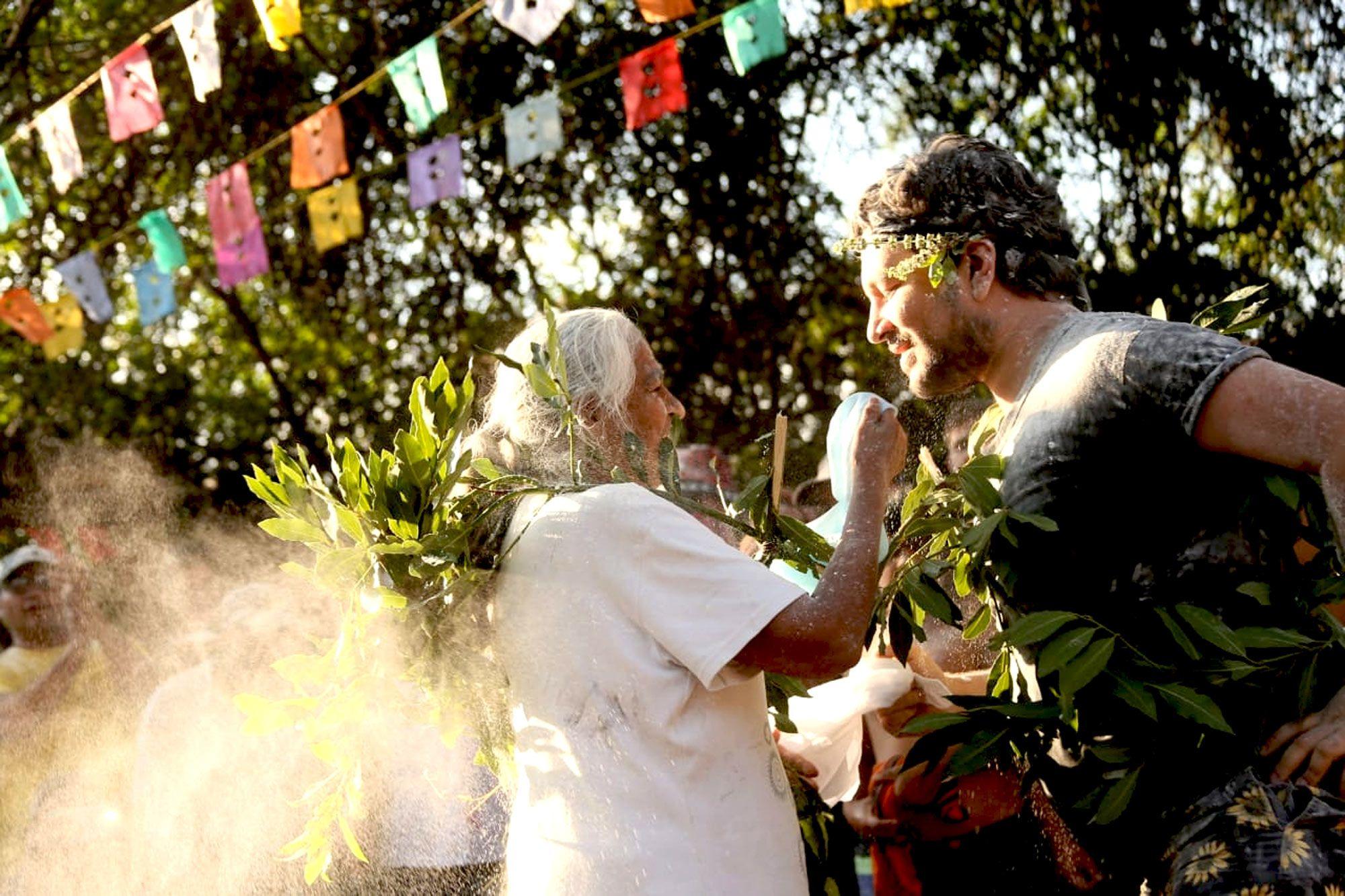 Pino Romero abre Rancho Alegre para la Chaya 2020