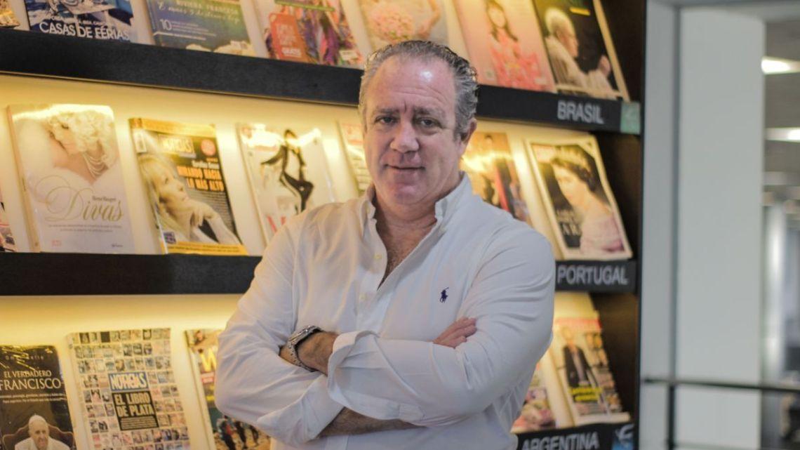 Dr. Gustavo Rebagliati | Foto:Dr. Gustavo Rebagliati
