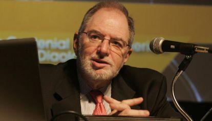 El ex director del FMI para el hemisferio occidental, Claudio Loser.