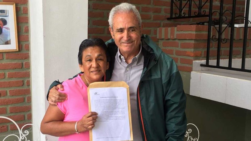 Milagro Sala y un ex juez miembro de justicia legítima