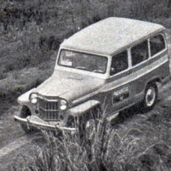 Jeep Estanciera