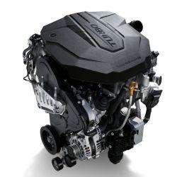 El nuevo motor 2.2 turbodiésel de 202 CV del Sorento contará con la nueva transmisión 8DCT.