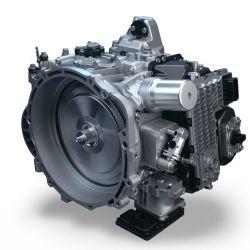 Nueva transmisión de doble embrague húmedo y ocho velocidades (8DCT) para la cuarta generación del Sorento.